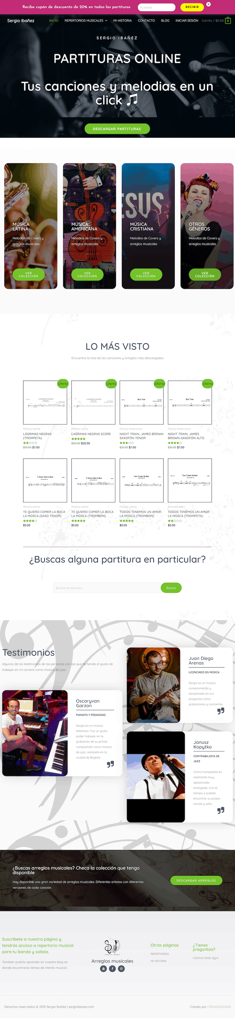 website design for eCommerce business