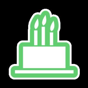host birthday celebrations