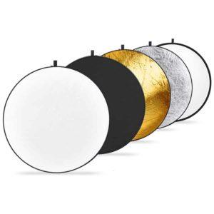 Neewer 43 inch 110cm Light Reflector 5 in 1