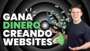 Como ganar dinero creando paginas web