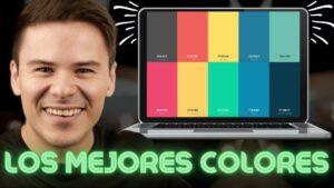 Como Crear una Paleta de Colores para mi Web